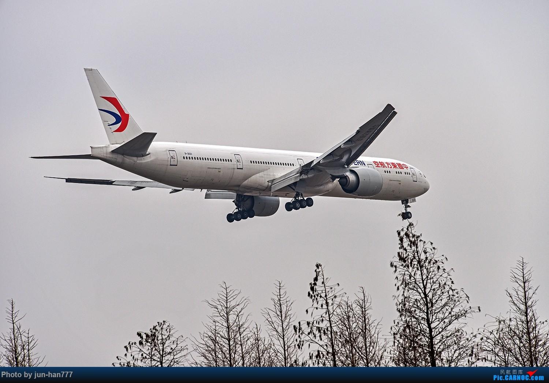 Re:[原创]灰蒙蒙的飞机 BOEING 777-300ER B-2021