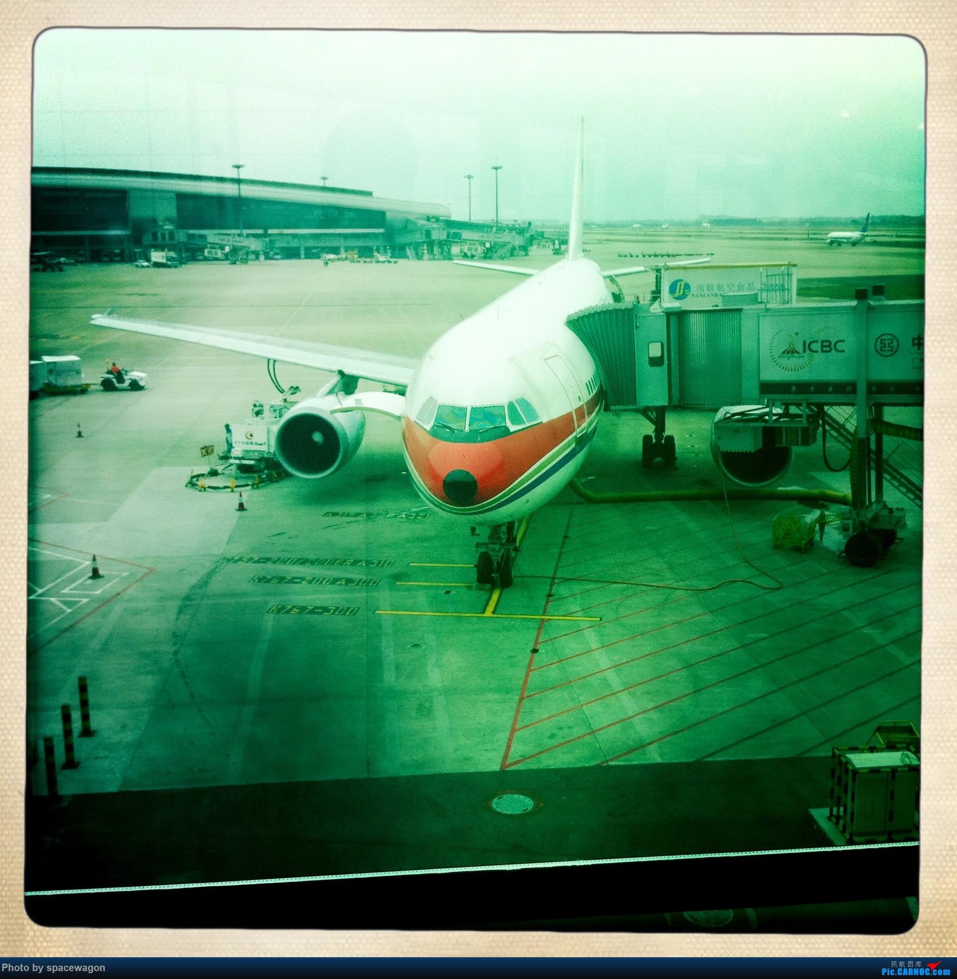 Re:Re:Re:Re:Re:[原创]{瓦罐出品} 那些年飞过的京沪线P舱 AIRBUS A300B4-600R