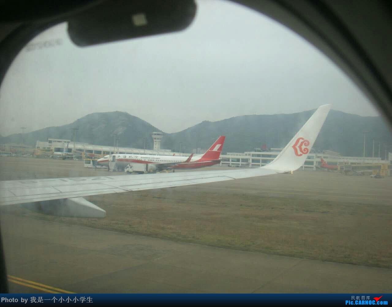 Re:[原创]天津-澳门-珠海-天津五日游[上] BOEING 737-800 B-5722 中国珠海金湾机场