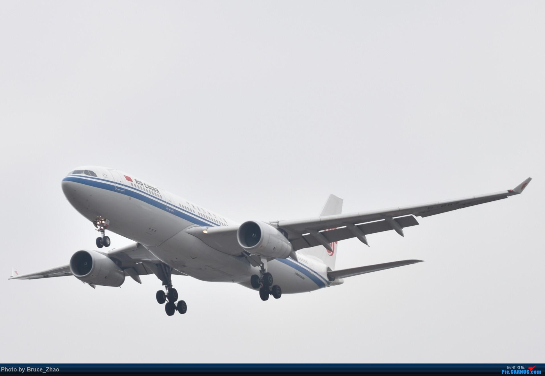 Re:[原创]重庆江北国际机场拍摄 国航A330-200 AIRBUS A330-200 B-6117 中国重庆江北国际机场