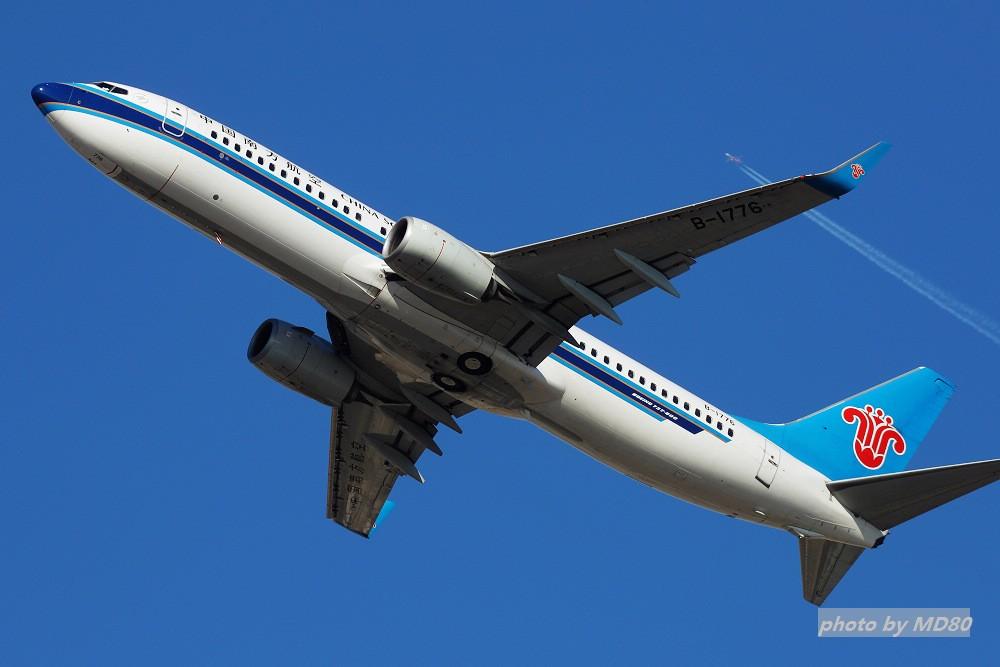 [原创][DLC外场]这两天的大连是好天气 BOEING 737-800 B-1776 中国大连国际机场