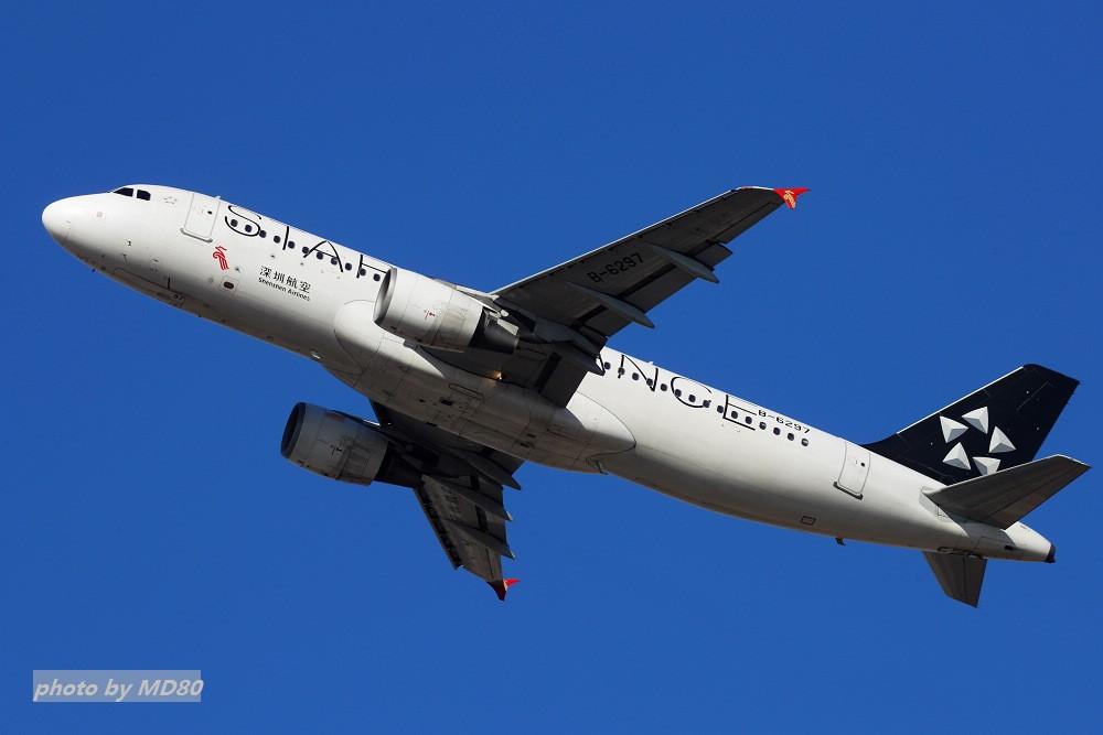Re:[原创][DLC外场]这两天的大连是好天气 AIRBUS A320-200 B-6297 中国大连国际机场