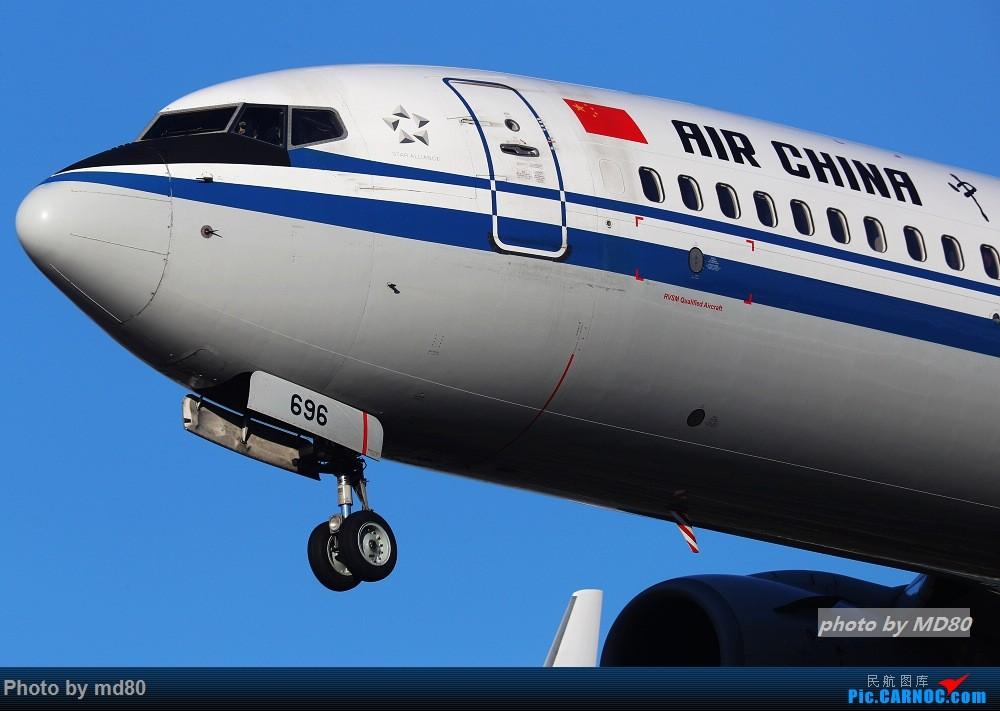 Re:[原创][DLC外场]这两天的大连是好天气 BOEING 737-800 B-5696 中国大连国际机场