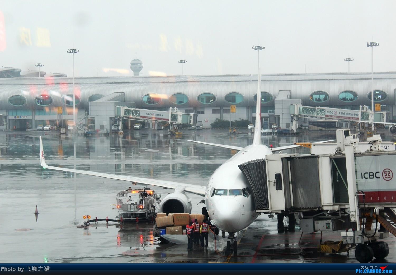 Re:[原创]飞翔之猫的七彩云南短暂之行(留恋昆明) BOEING 737-800  重庆江北国际机场