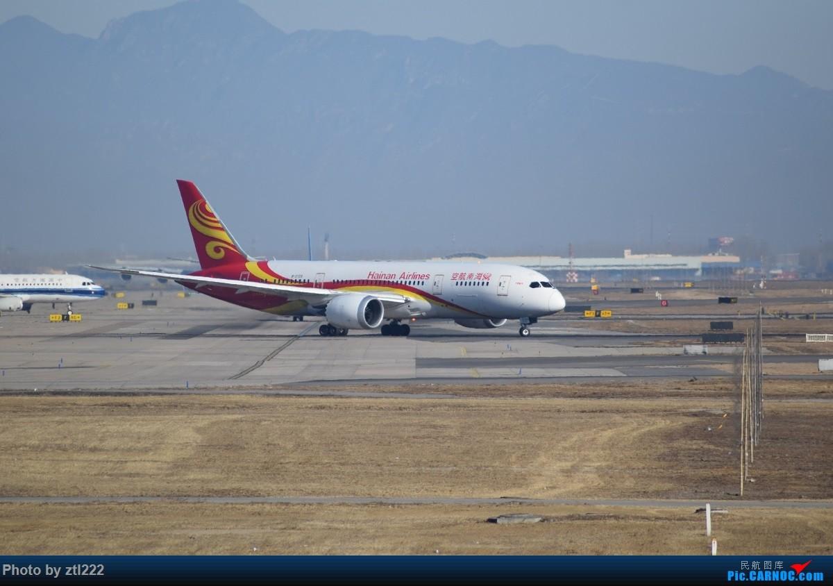 Re:[原创]【天天拍机1】正月15去PEK拍机,没白去,,稀货好货,,一起上 BOEING 787-8 B-2723 中国北京首都国际机场