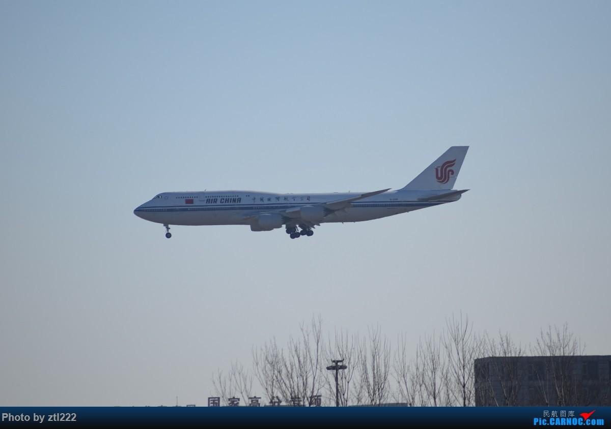 Re:[原创]【天天拍机1】正月15去PEK拍机,没白去,,稀货好货,,一起上 BOEING 747-8I B-2481 中国北京首都国际机场