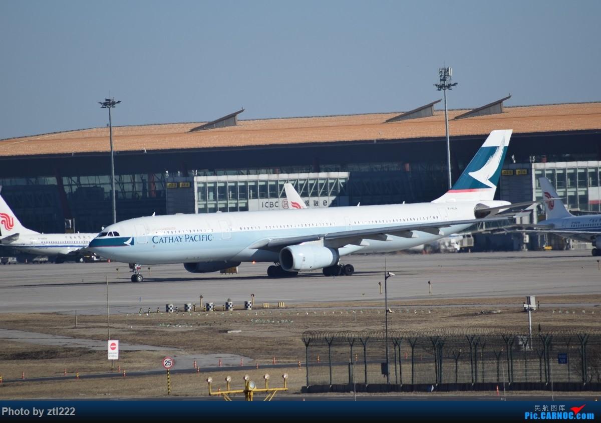 Re:[原创]【天天拍机1】正月15去PEK拍机,没白去,,稀货好货,,一起上 AIRBUS A330-300 B-HLH 中国北京首都国际机场