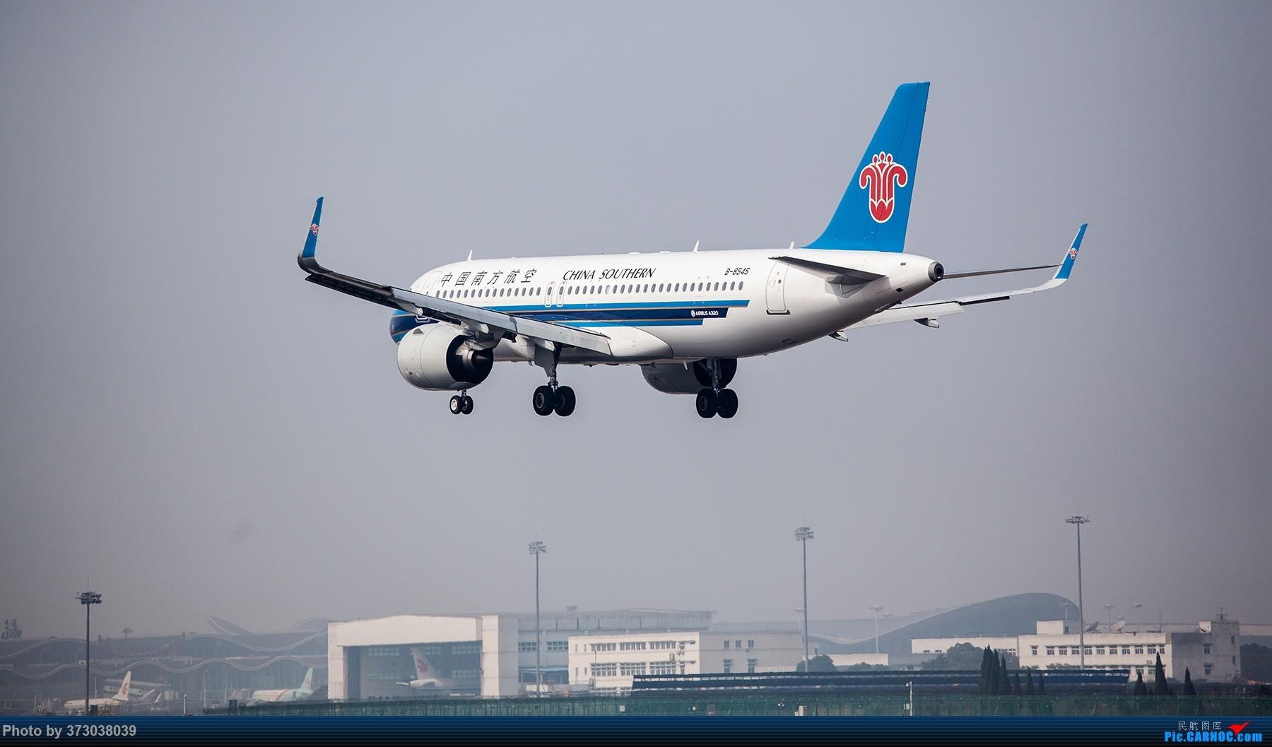 Re:[原创]【杭州飞友会】A320Neo迪士尼杭州萧山机场拍机班门弄斧记 AIRBUS A320NEO B-8545 中国杭州萧山国际机场