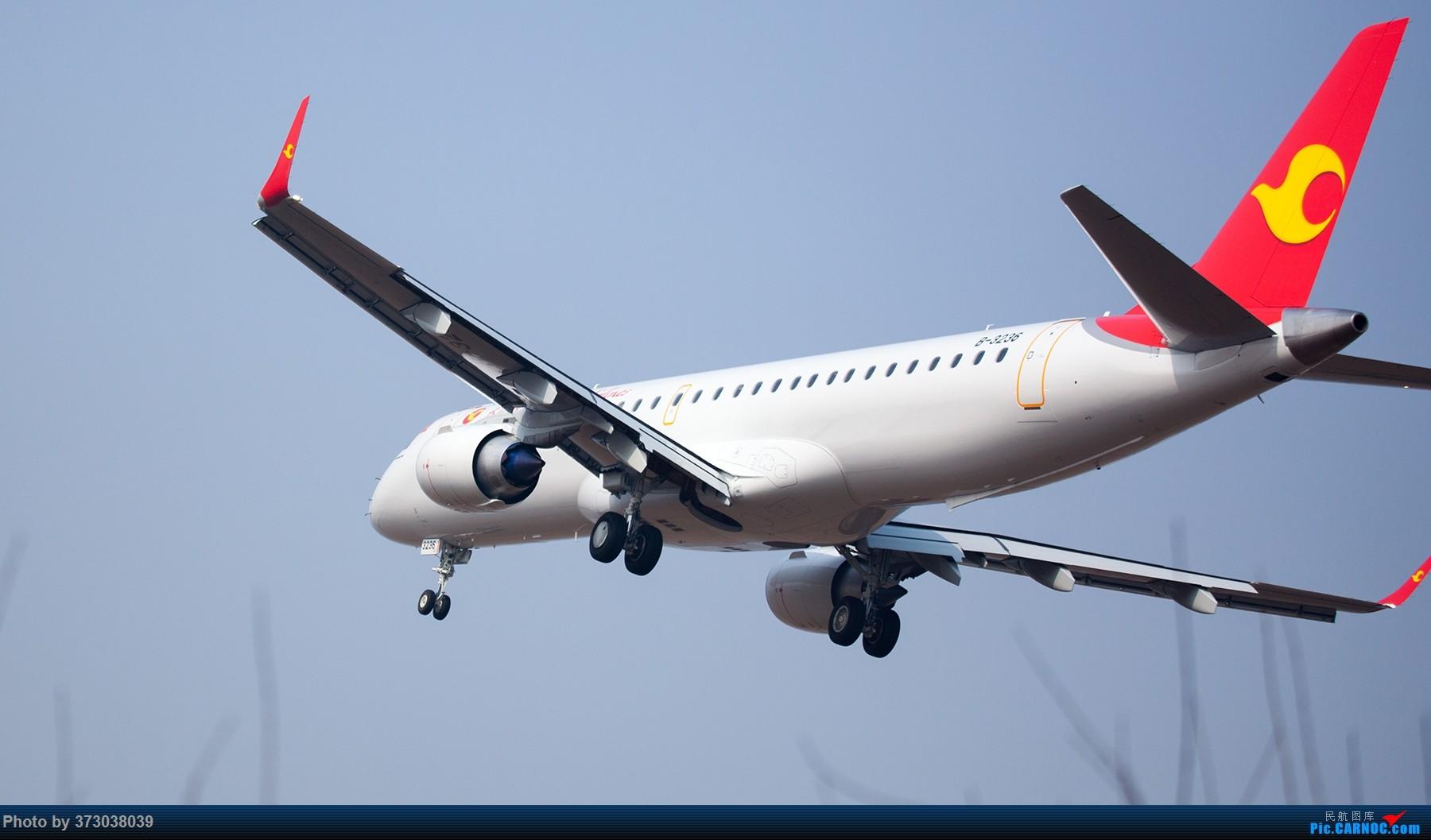 Re:[原创]【杭州飞友会】A320Neo迪士尼杭州萧山机场拍机班门弄斧记 EMBRAER E-195 B-3236 中国杭州萧山国际机场