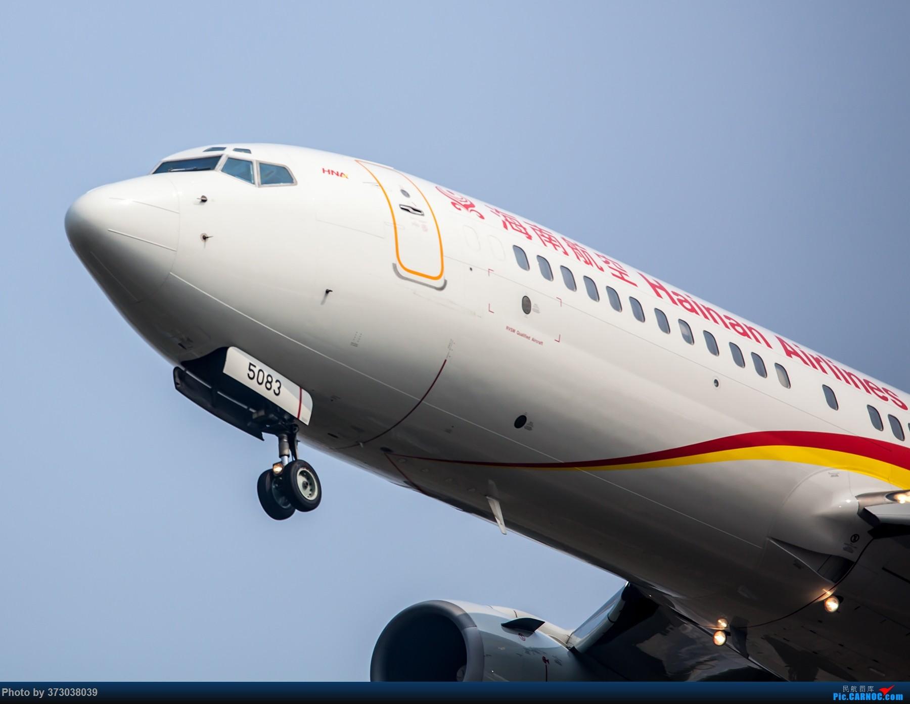 Re:[原创]【杭州飞友会】A320Neo迪士尼杭州萧山机场拍机班门弄斧记 BOEING 737-800 B-5083 中国杭州萧山国际机场