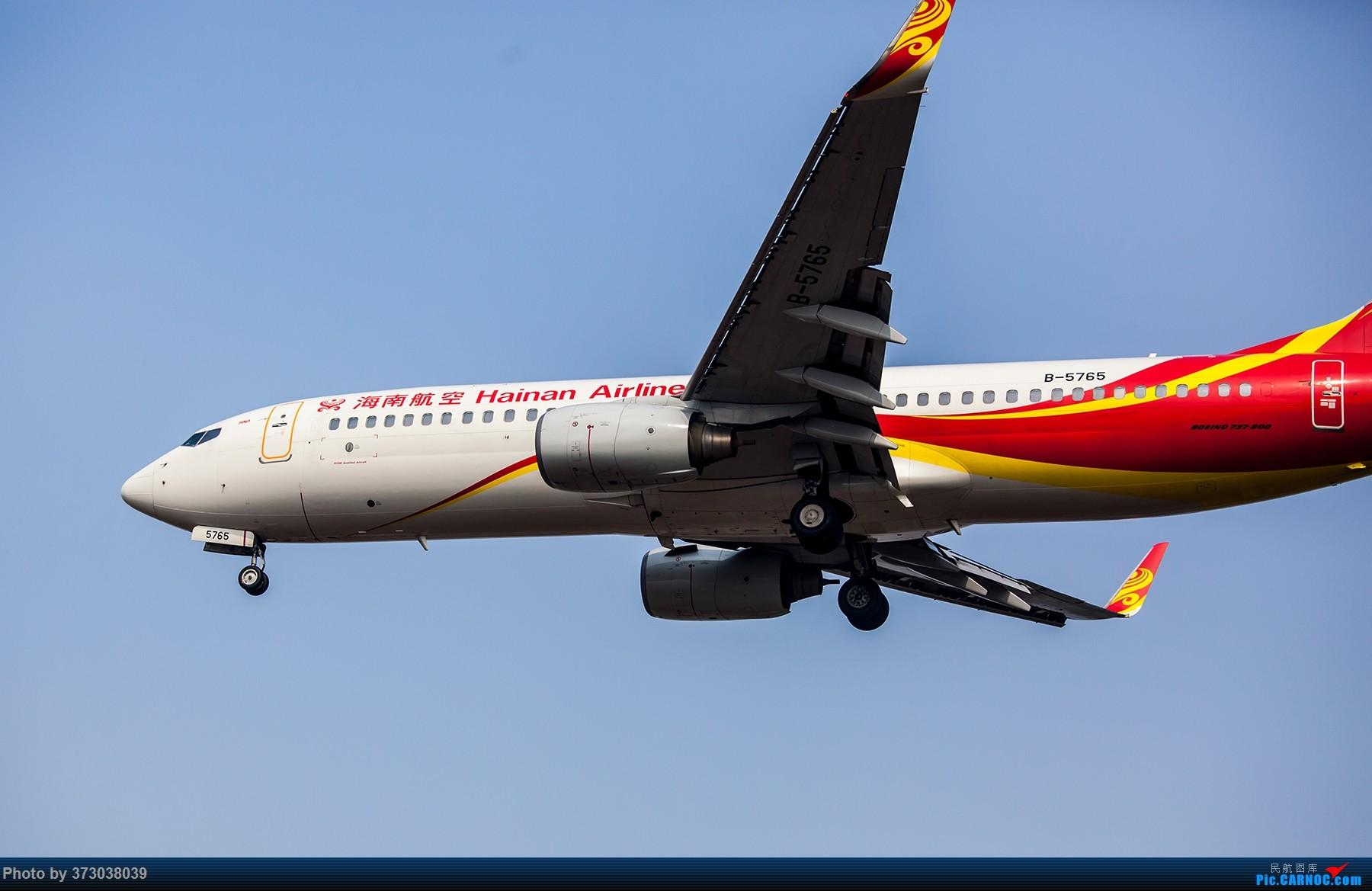 Re:[原创]【杭州飞友会】A320Neo迪士尼杭州萧山机场拍机班门弄斧记 BOEING 737-800 B-5765 中国杭州萧山国际机场