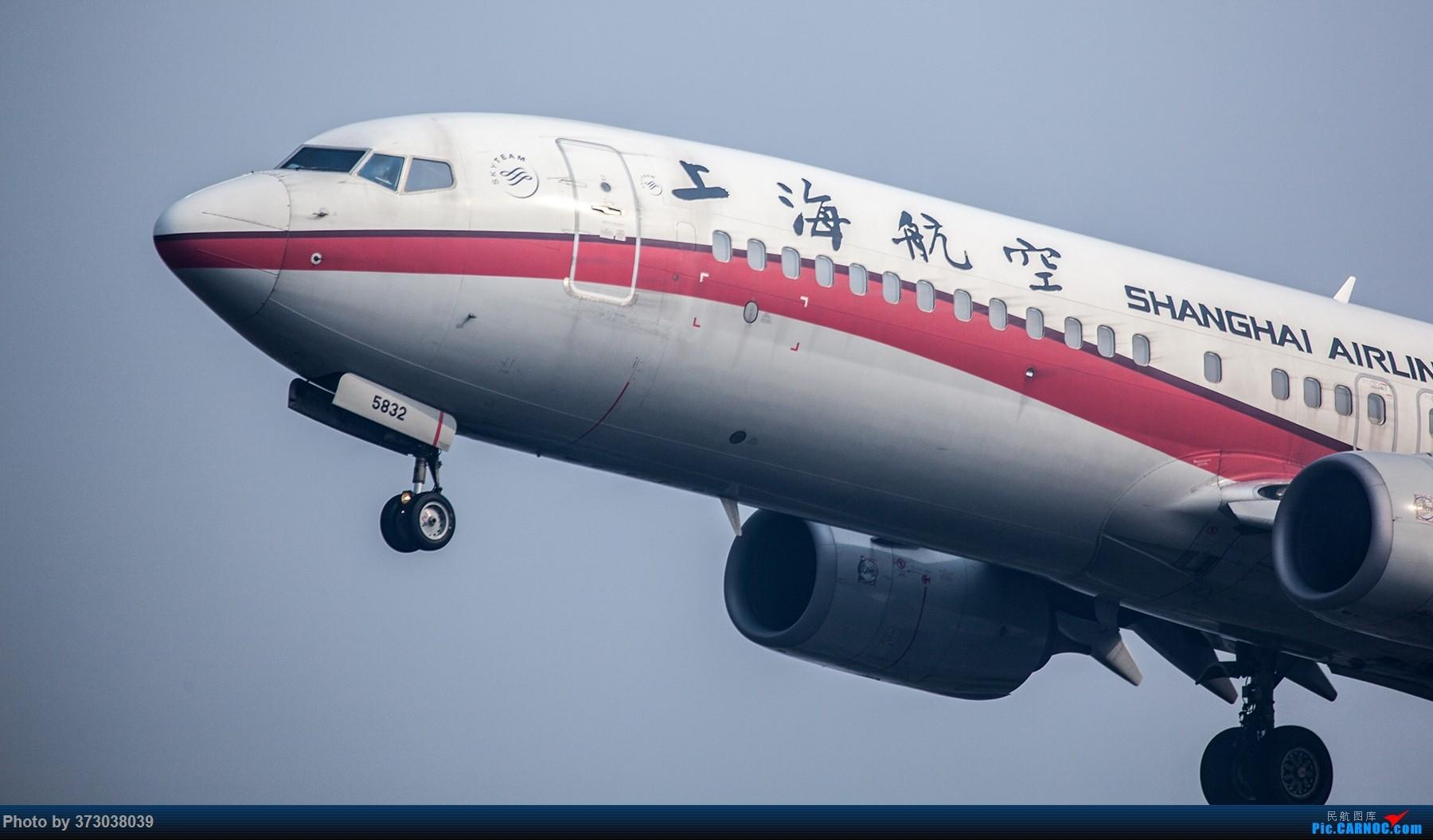 Re:[原创]【杭州飞友会】A320Neo迪士尼杭州萧山机场拍机班门弄斧记 BOEING 737-800 B-5832 中国杭州萧山国际机场