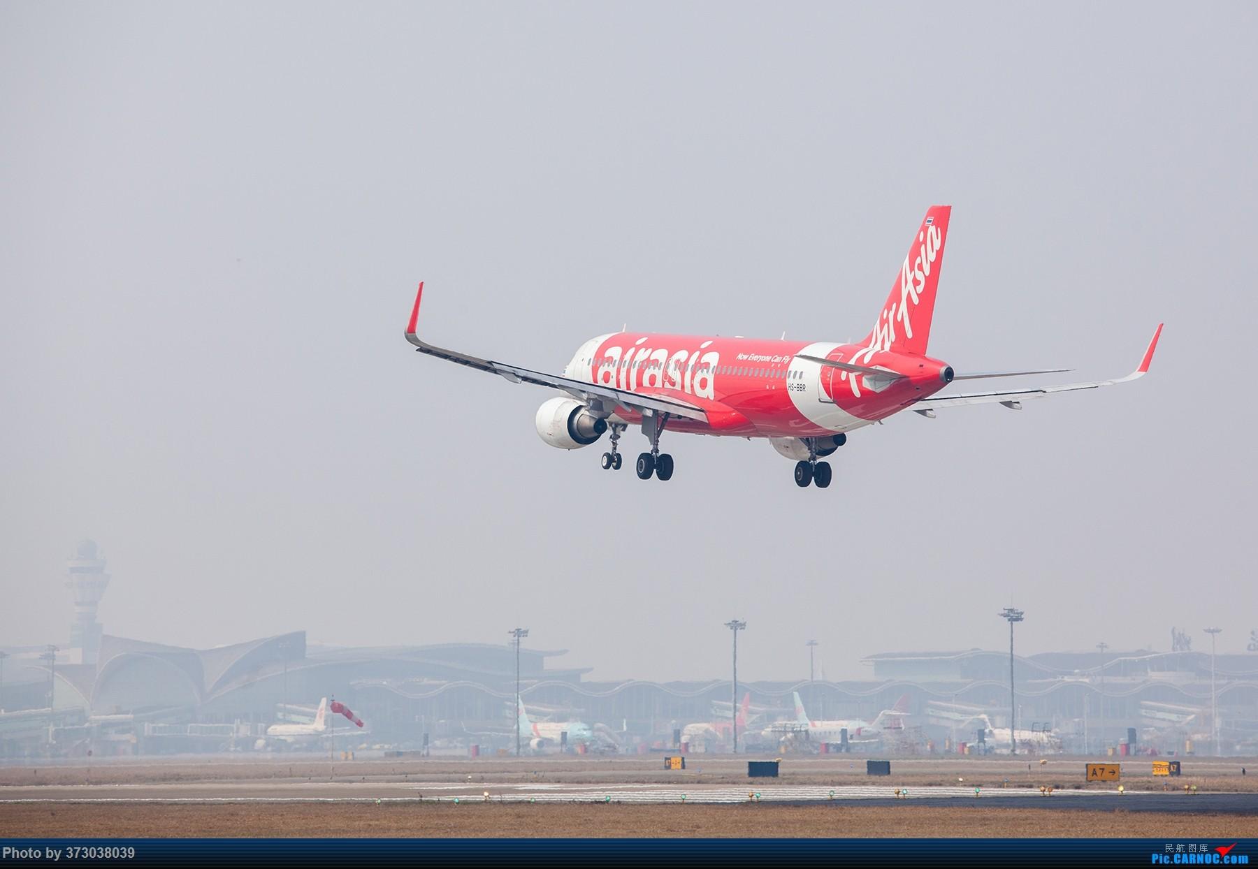 Re:[原创]【杭州飞友会】A320Neo迪士尼杭州萧山机场拍机班门弄斧记 AIRBUS A320-200 HS-BBR 中国杭州萧山国际机场