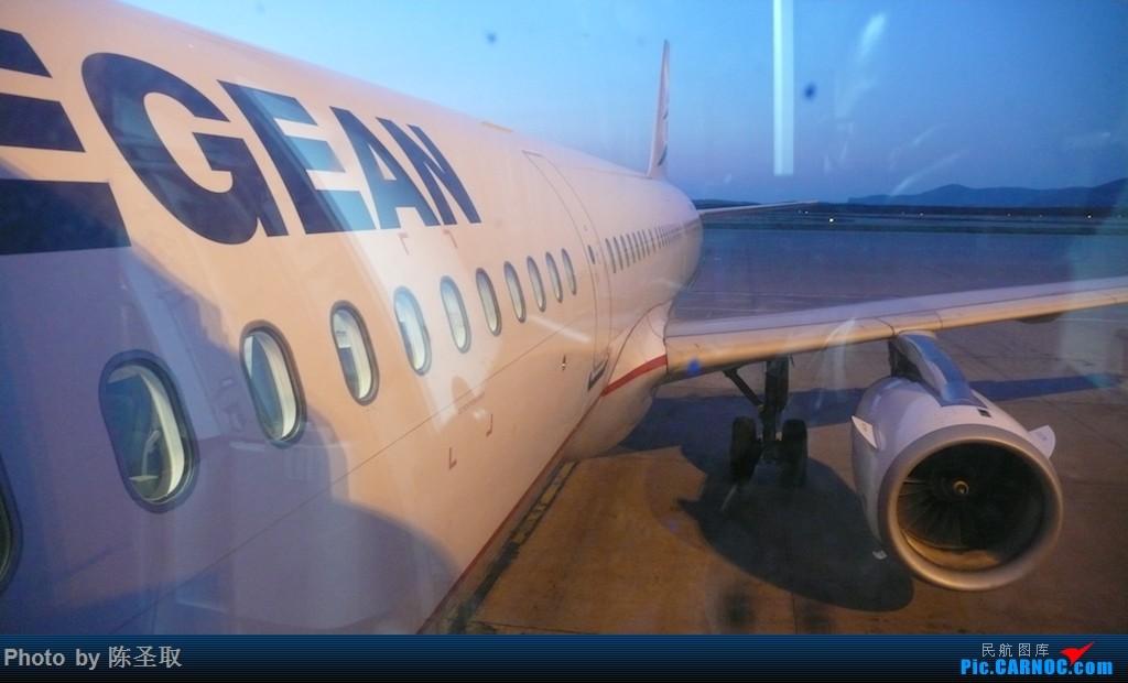 Re:[原创]【Kris游记35】迟来系列14,再飞爱琴海航空,一揽圣托里尼的圣洁之美 AIRBUS A321-231 SX-DVZ 希腊雅典国际机场