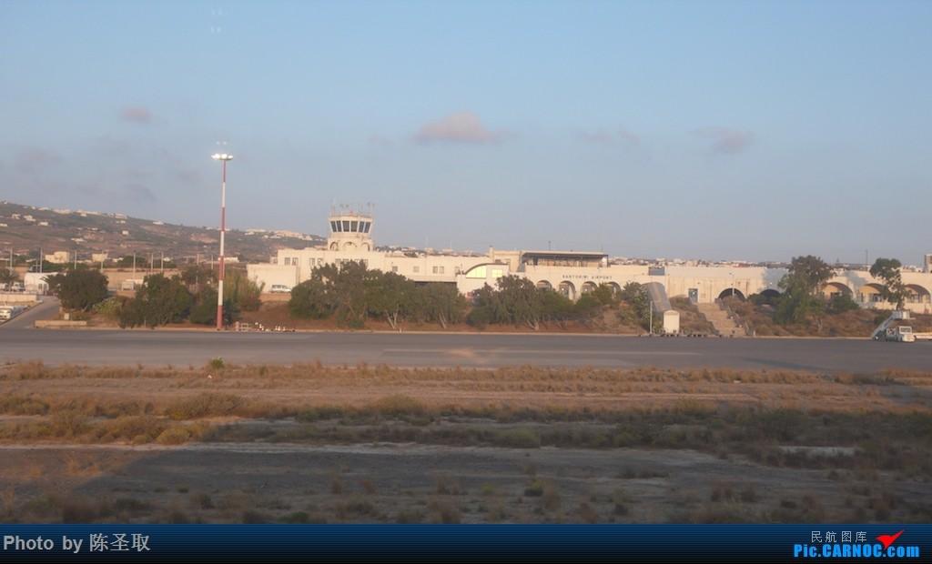 Re:[原创]【Kris游记35】迟来系列14,再飞爱琴海航空,一揽圣托里尼的圣洁之美    希腊圣托里尼机场