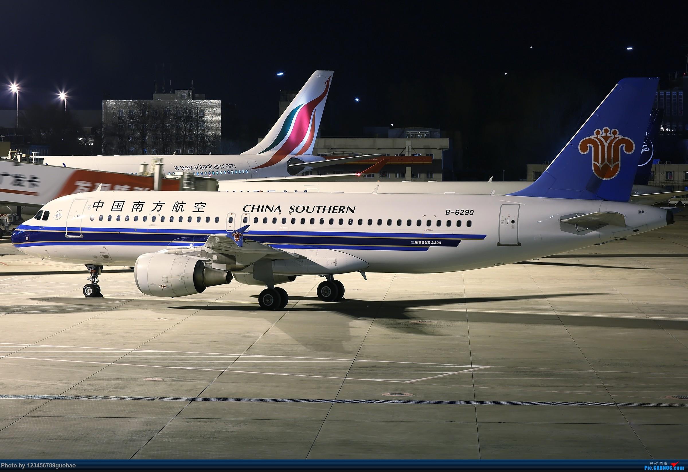 [原创]一图党-听说你们家小乘儿现在挺火啊 AIRBUS A320-200 B-6290 北京首都国际机场