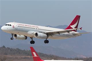 【KMG】国泰港龙航空(Cathay Dragon) 红烧鱼翅 B-HSM A320