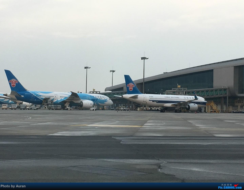 Re:[原创]【Auran游记4】南航明珠头等舱体验 AIRBUS A320NEO B-8545 中国广州白云国际机场