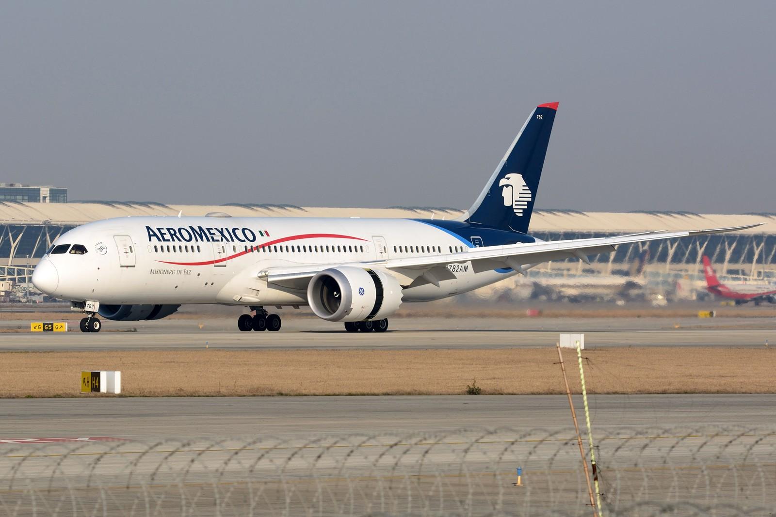 Re:[原创]【PVG】PVG日常之787 BOEING 787-8 N782AM 中国上海浦东国际机场