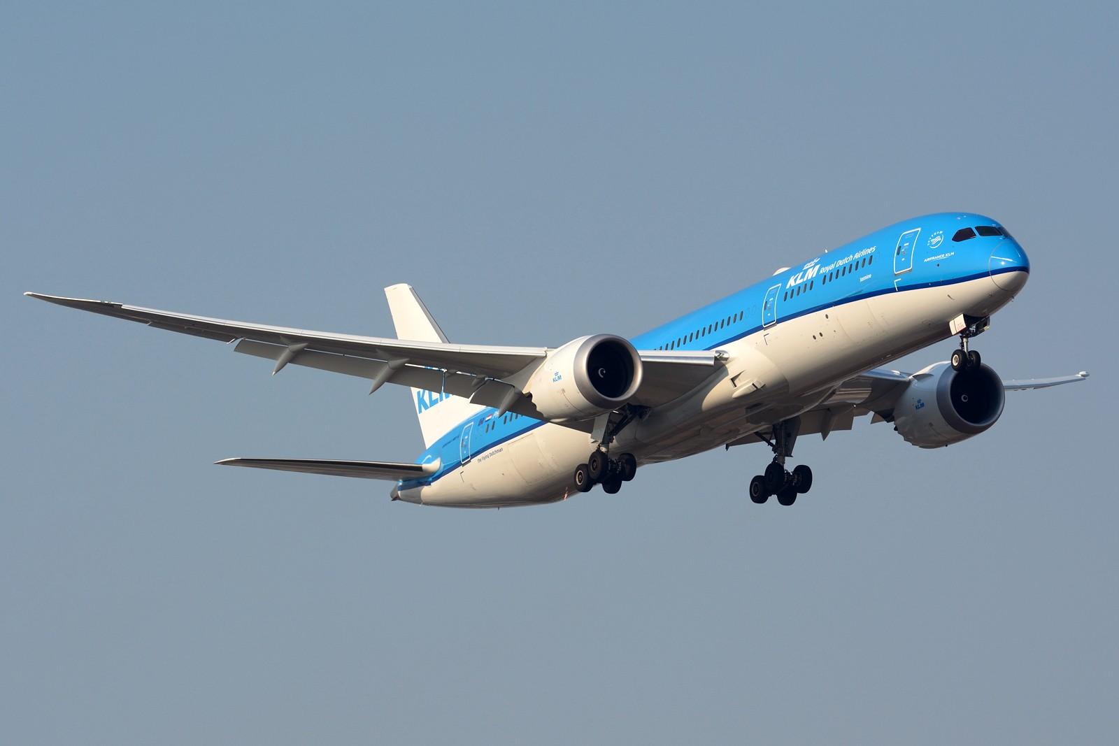Re:[原创]【PVG】PVG日常之787 BOEING 787-9 PH-BHH 中国上海浦东国际机场
