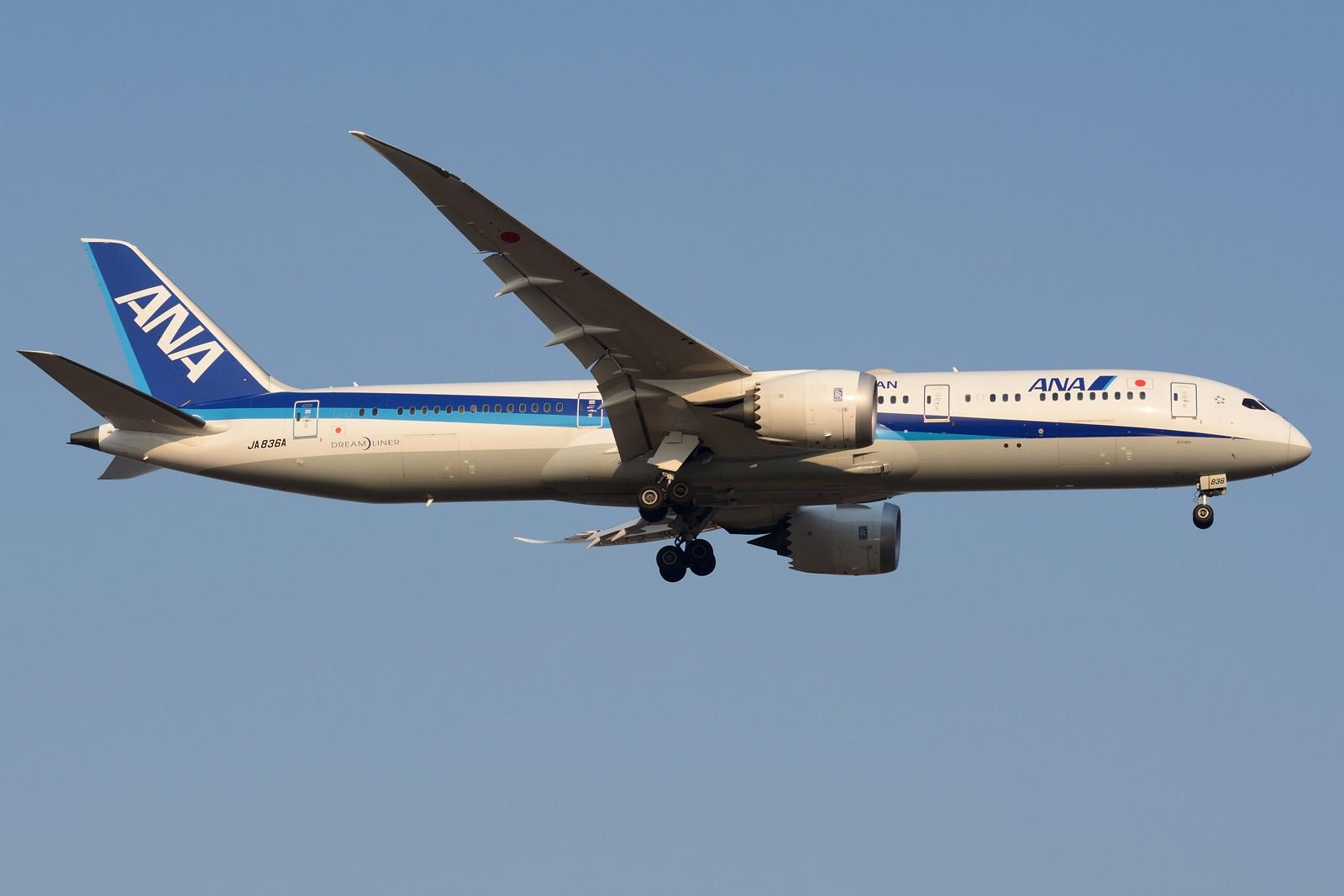 Re:[原创]【PVG】PVG日常之787 BOEING 787-9 JA836A 中国上海浦东国际机场