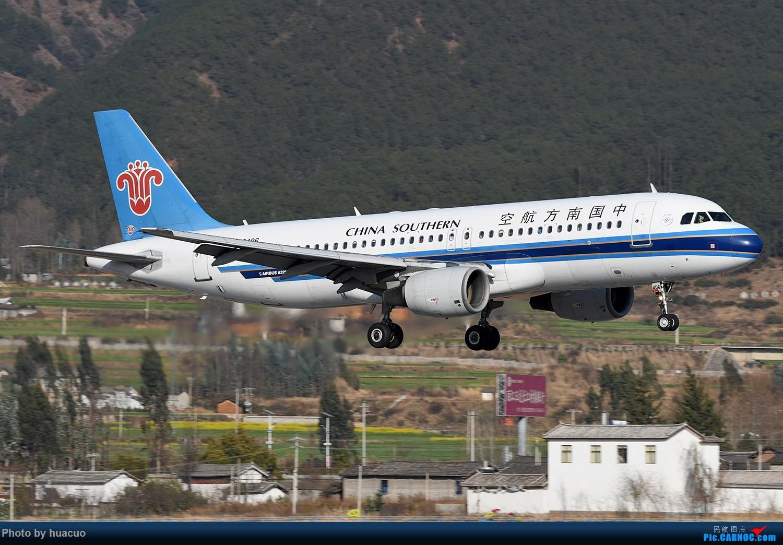 Re:[原创]【LJG+DLU】丽江、大理机场 AIRBUS A320-200 B-2406 中国丽江三义机场