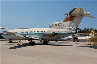 【民航大學】中國民航 (CAAC) B-2204 三叉戟(Trident 1)