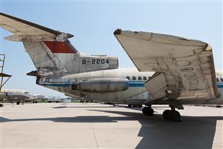 Re:【民航大學】中國民航 (CAAC) B-2204 三叉戟(Trident 1)