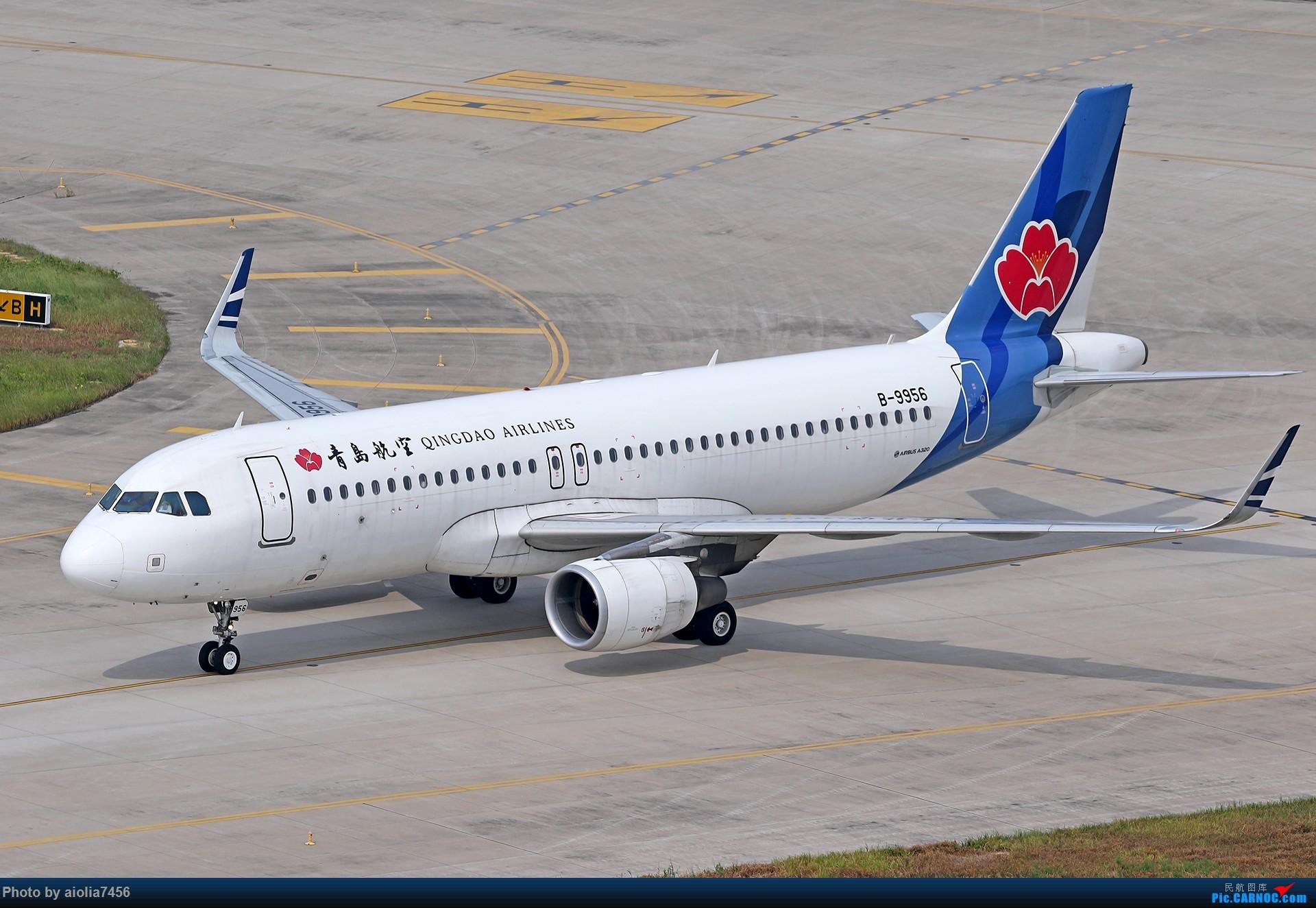 [原创]【合肥飞友会】[霸都打鸡队]好吧,算是我偷懒没发帖。。。但是塔台和雷达塔的日常一次都不能少 AIRBUS A320-200 B-9956 中国合肥新桥国际机场