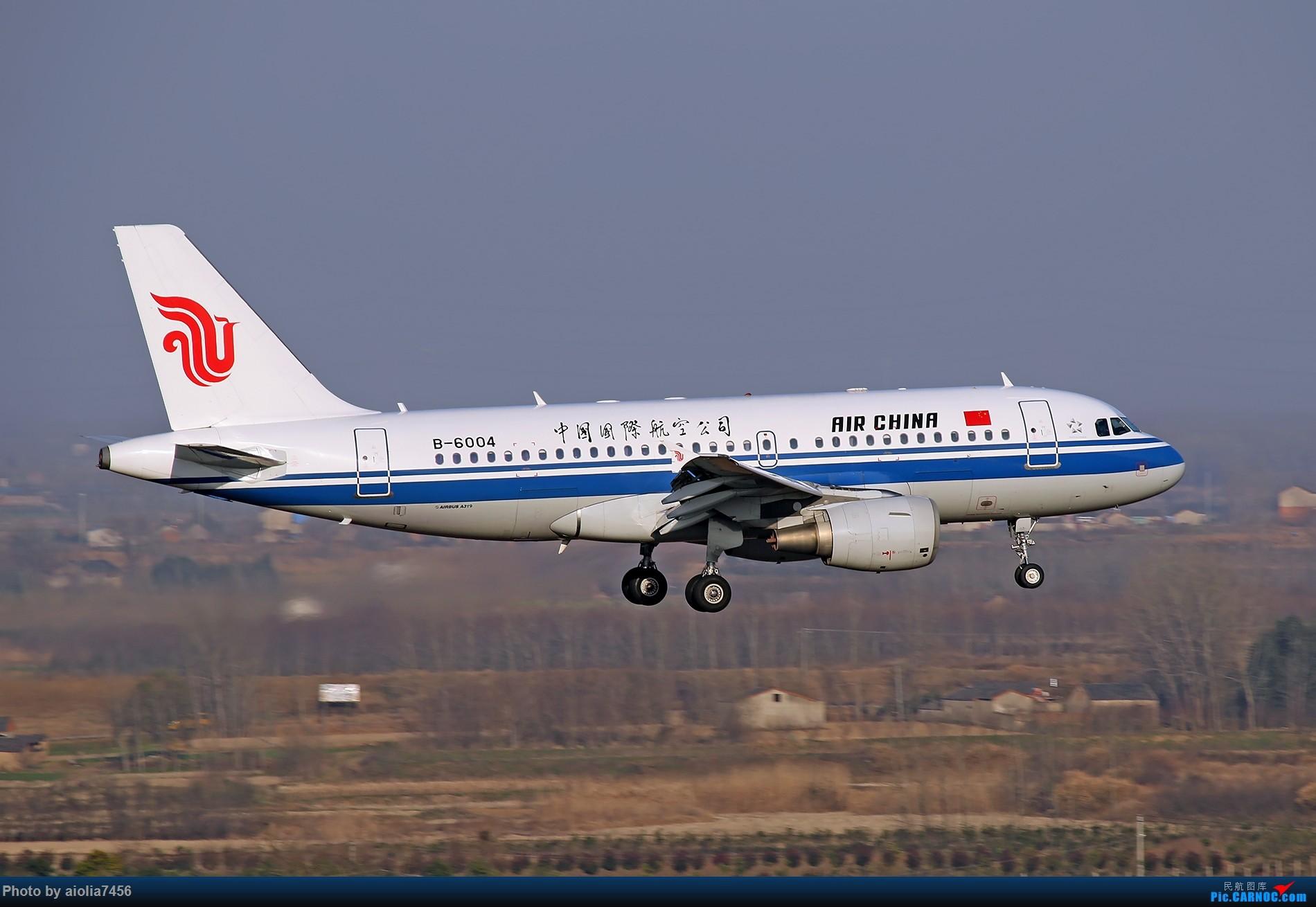 Re:[原创]【合肥飞友会】[霸都打鸡队]好吧,算是我偷懒没发帖。。。但是塔台和雷达塔的日常一次都不能少 AIRBUS A319-100 B-6004 中国合肥新桥国际机场
