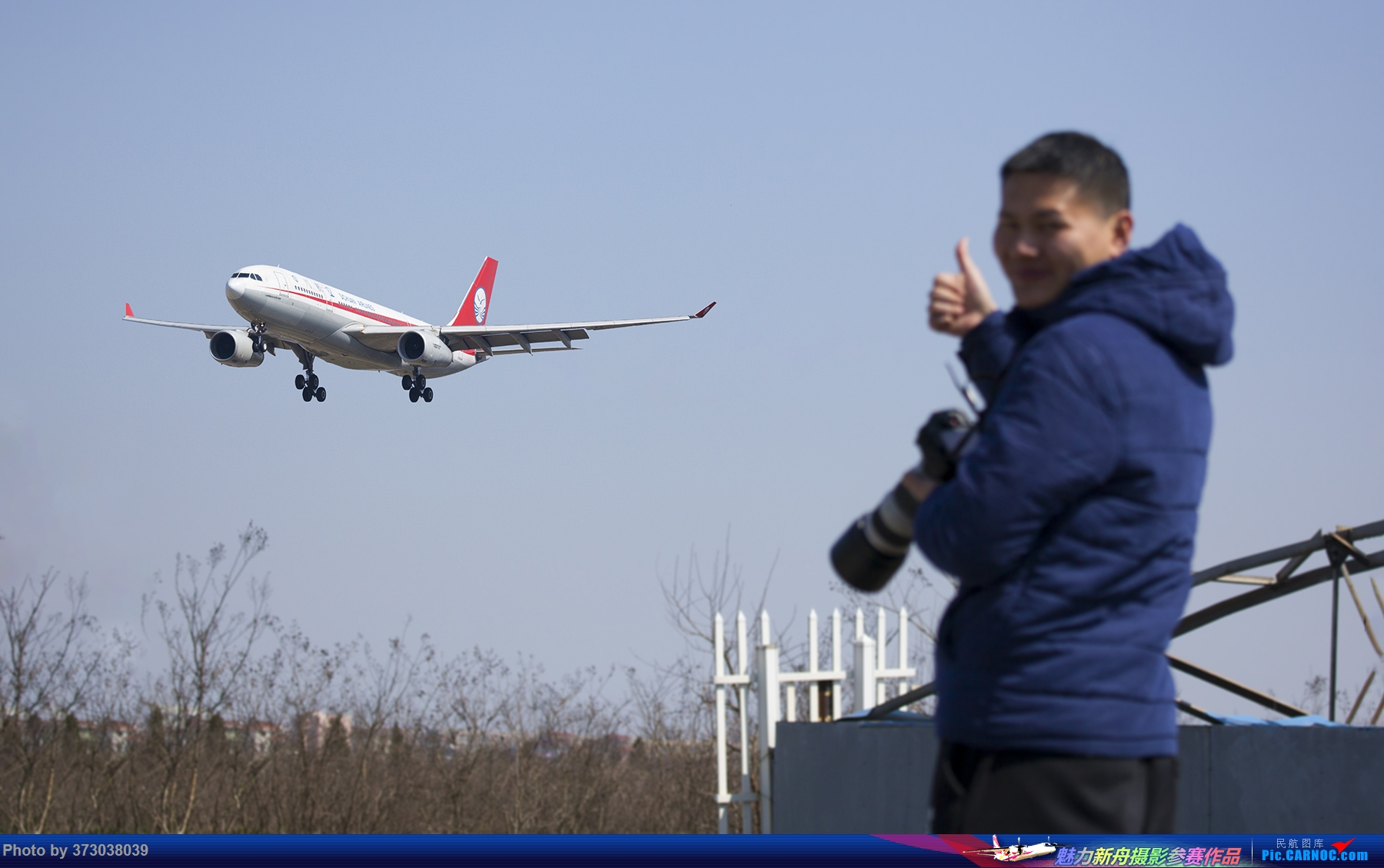 Re:[原创]【杭州飞友会】妖风后的杭城通透蓝,荷航海航厦航787落地萧山机场 AIRBUS A330-200 B-2729 中国杭州萧山国际机场  CARNOC网友