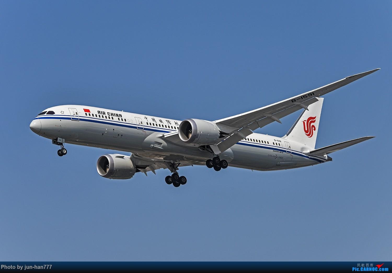 Re:[原创]进离场的飞机 BOEING 787-9 B-1591