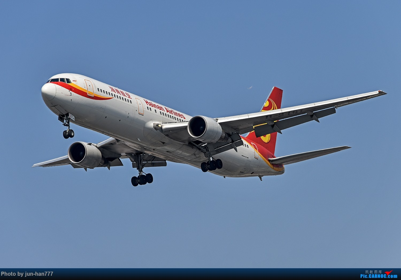 Re:[原创]进离场的飞机 BOEING 767-300 B-2491