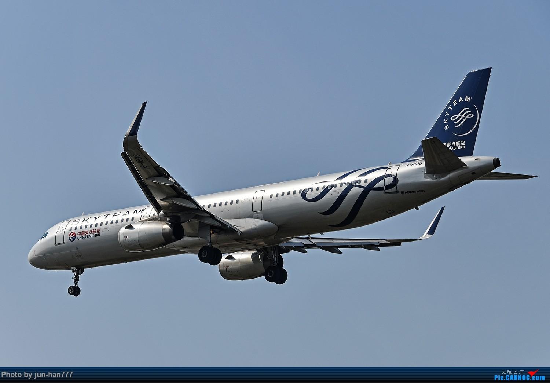 Re:[原创]进离场的飞机 AIRBUS A321-200 B-1838