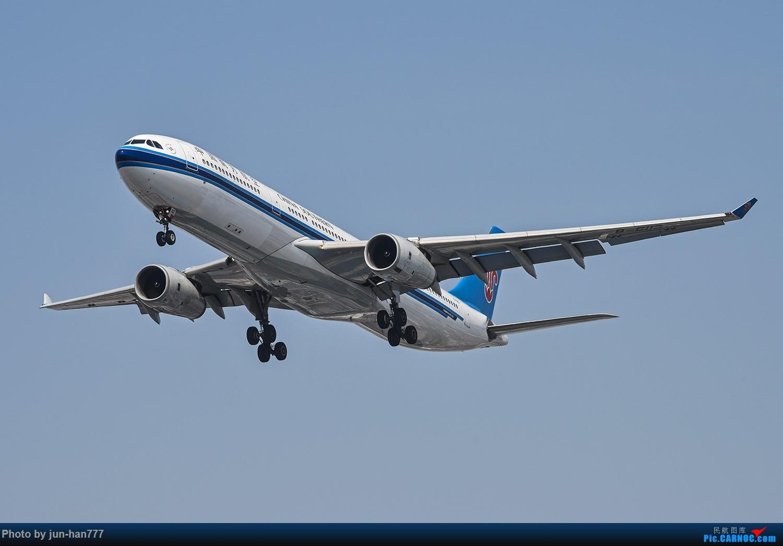 Re:[原创]进离场的飞机 AIRBUS A330-300 B-6112