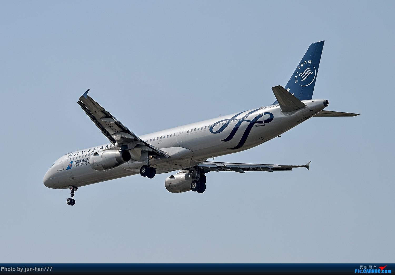 Re:[原创]进离场的飞机 AIRBUS A321-200 B-6398