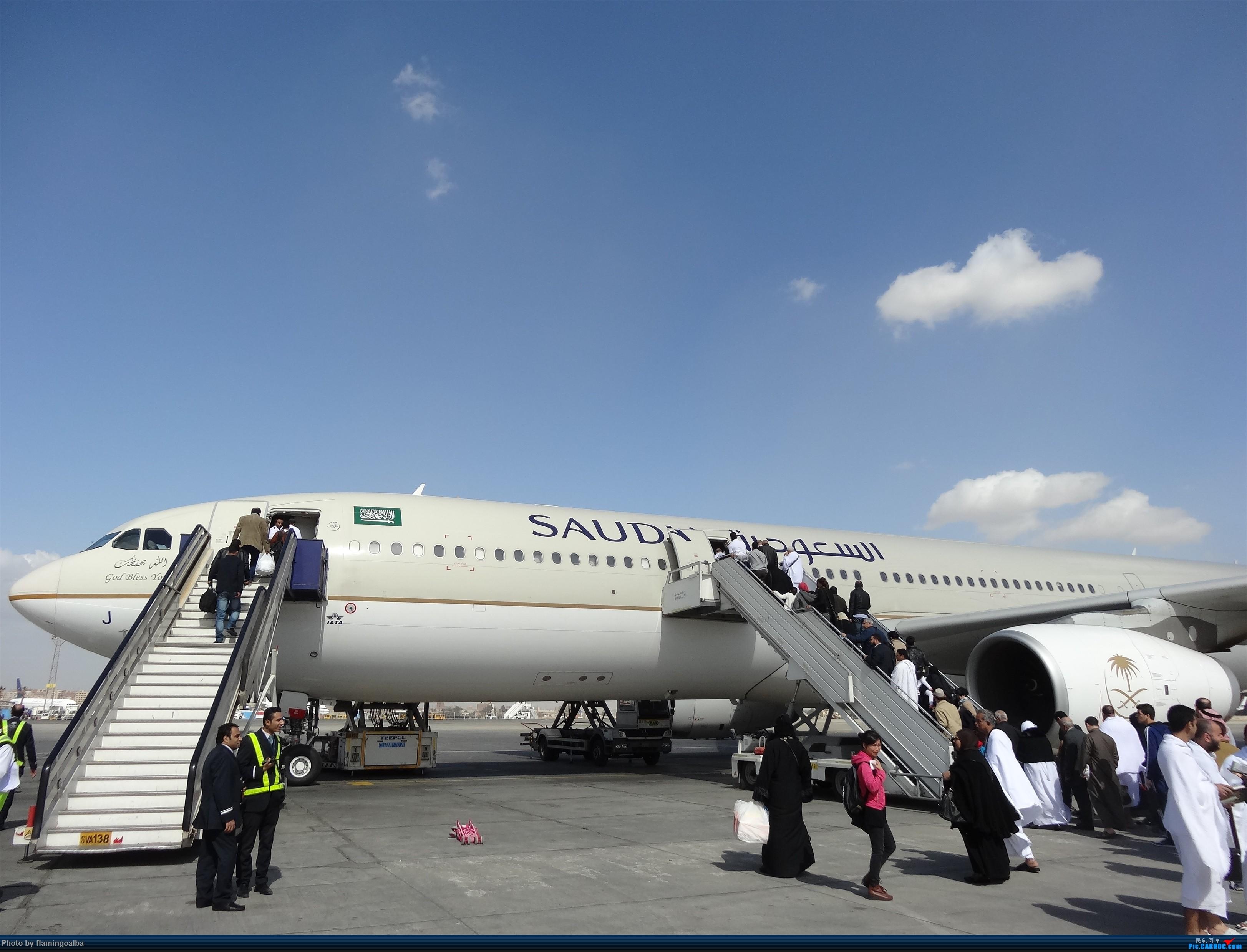 Re:南京-广州-沙特吉达-埃及开罗 A330-300  开罗国际机场