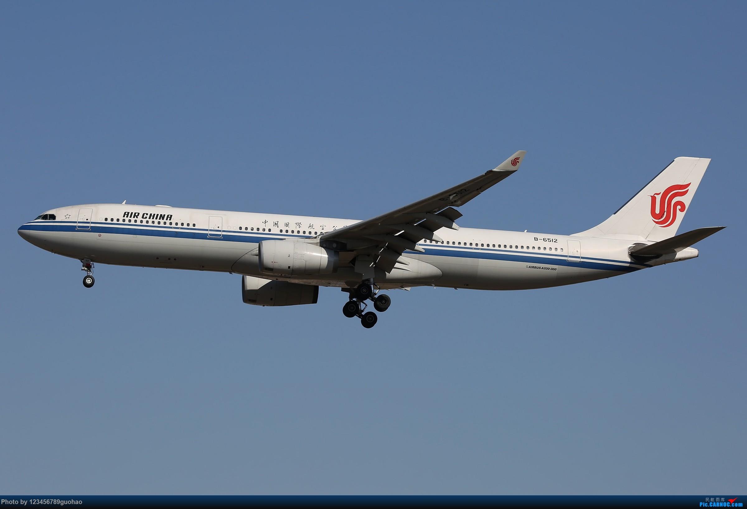 Re:[原创]阿联酋保护野生动物 AIRBUS A330-300 B-6512 北京首都国际机场