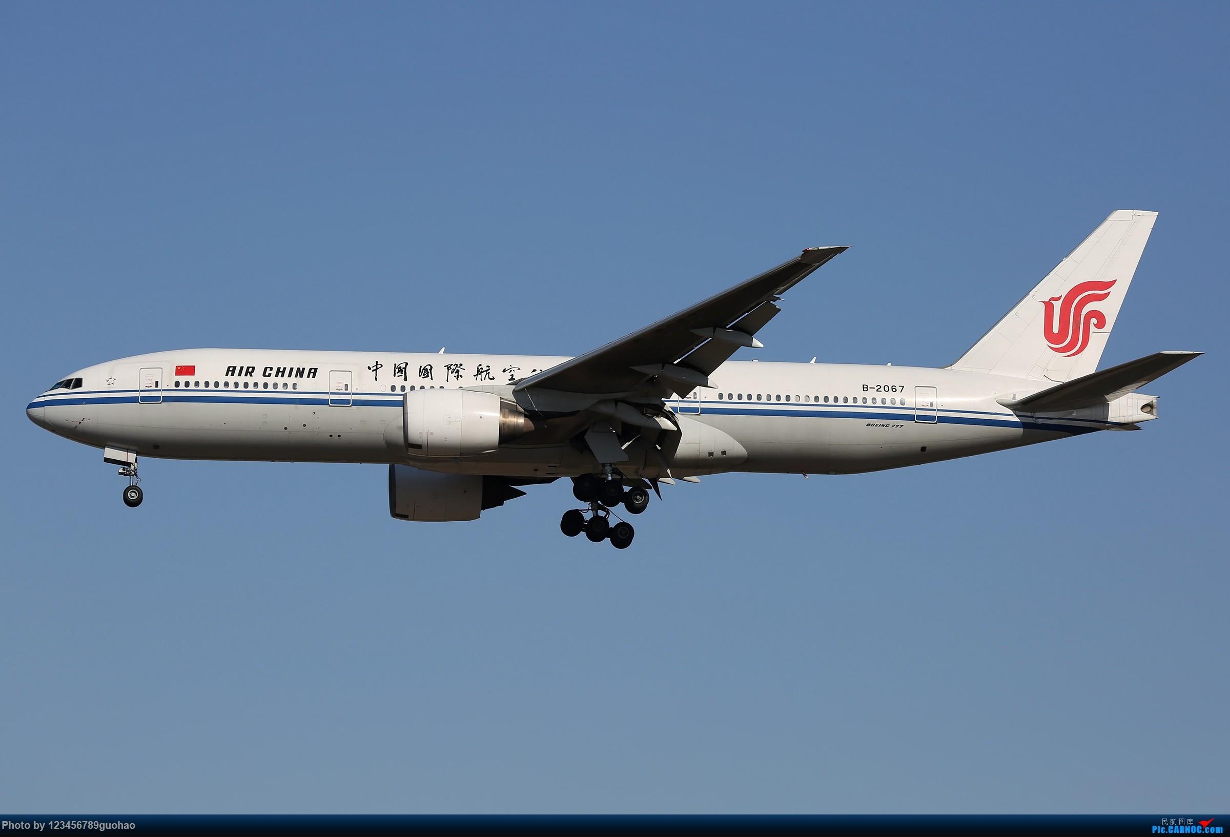 Re:[原创]阿联酋保护野生动物 BOEING 777-200 B-2067 北京首都国际机场