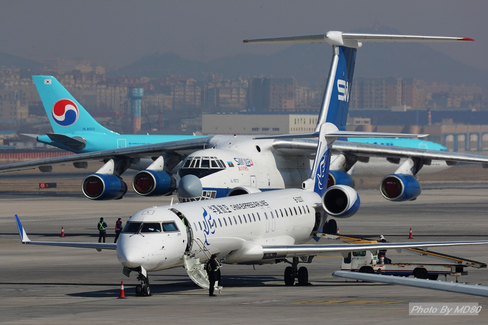 Re:[原创][DLC外场] 周末 BOMBARDIER CRJ900NG B-3237 中国大连国际机场