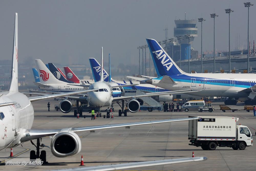 Re:[原创][DLC外场] 周末    中国大连国际机场