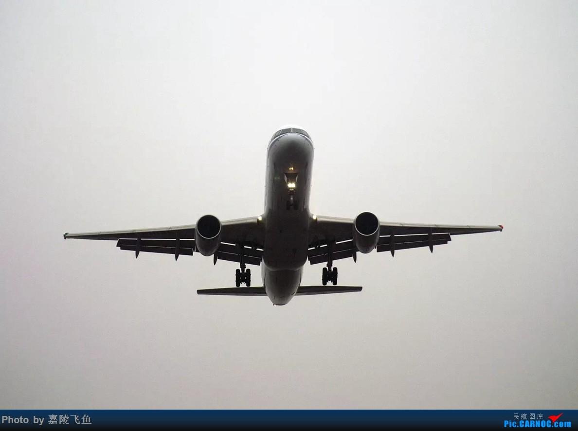 [原创]拍飞机十年了!感谢CARNOC!感谢大家! BOEING 757-200  中国成都双流国际机场