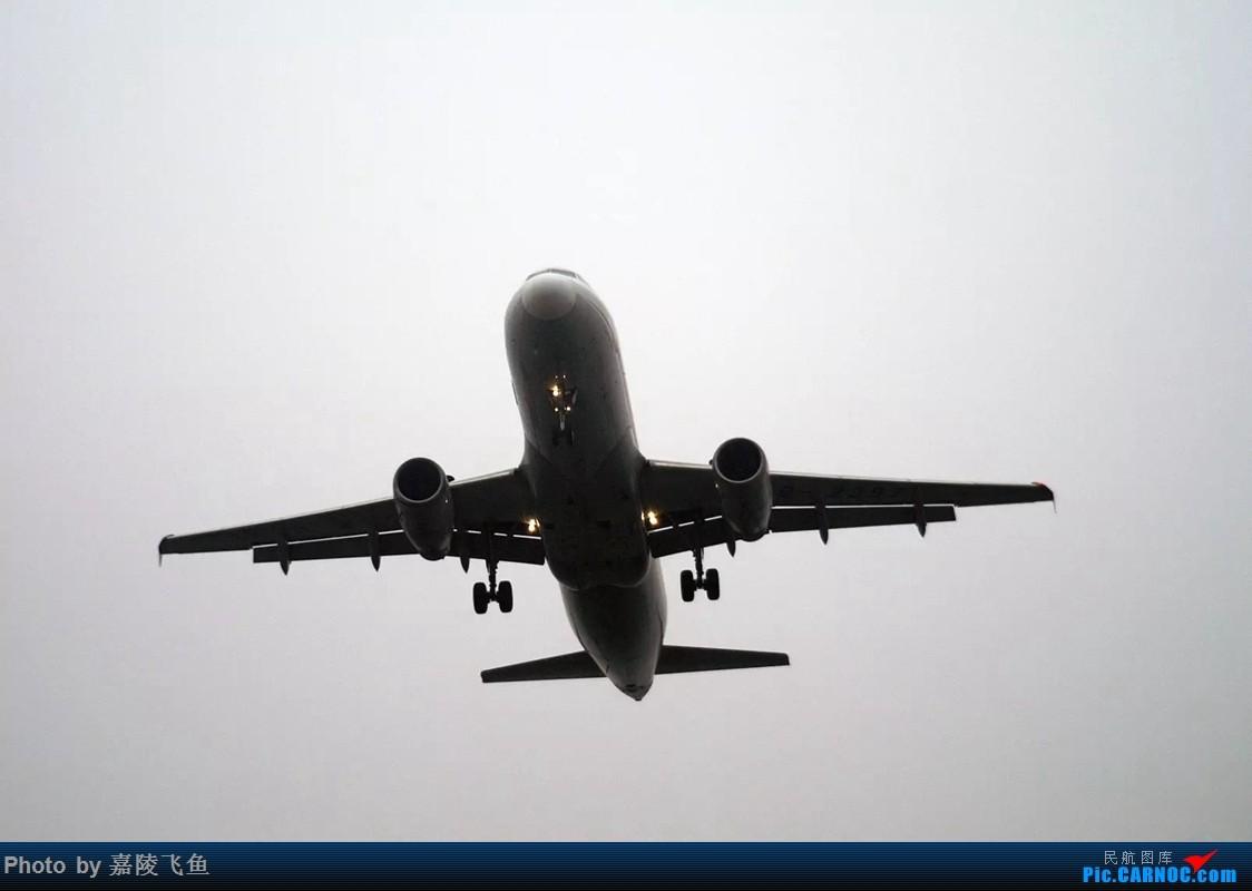 Re:[原创]拍飞机十年了!感谢CARNOC!感谢大家! AIRBUS A320-200  中国成都双流国际机场