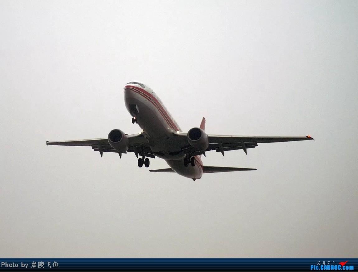 Re:[原创]拍飞机十年了!感谢CARNOC!感谢大家! BOEING 737-700  中国成都双流国际机场