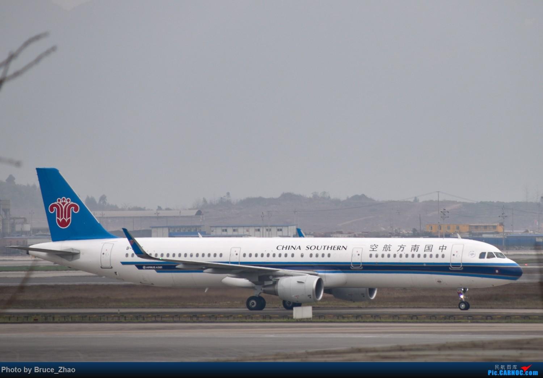Re:[原创]17年 2月在CKG拍机小结 AIRBUS A321-200 B-8675 中国重庆江北国际机场