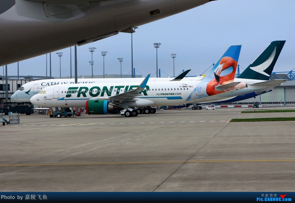 Re:[原创]拍飞机十年了!感谢CARNOC!感谢大家! AIRBUS A320-200 F-WWBT 法国图卢兹机场