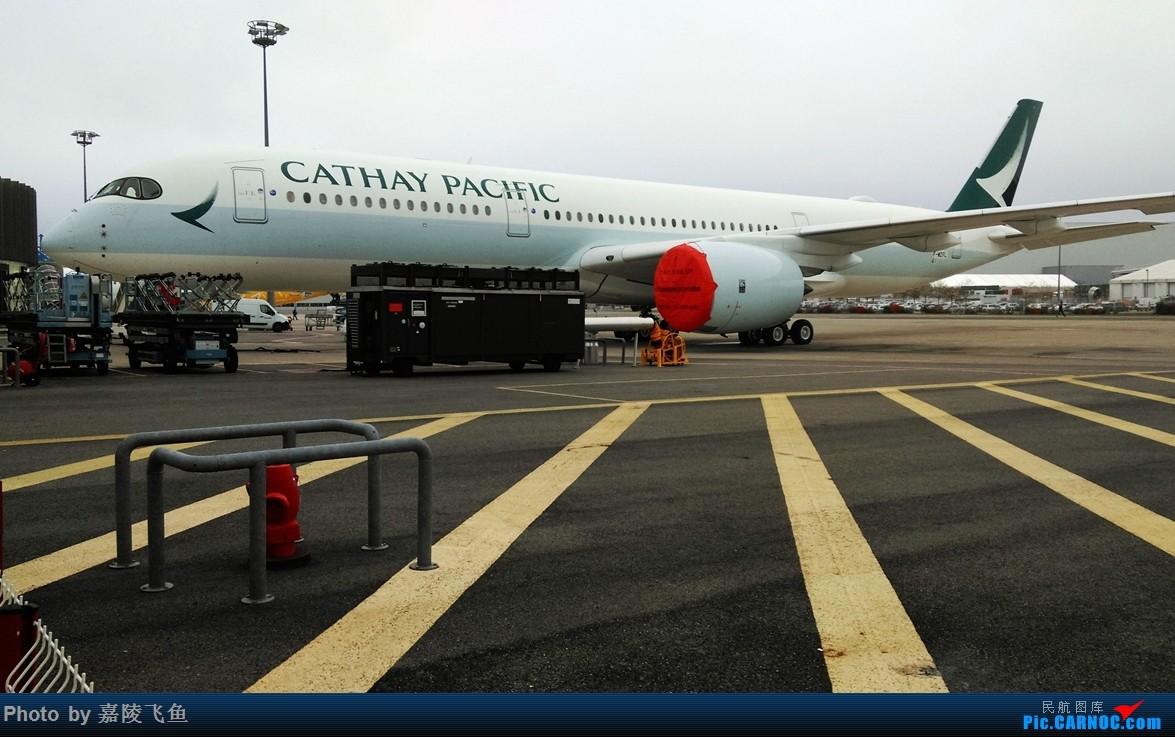 Re:[原创]拍飞机十年了!感谢CARNOC!感谢大家! AIRBUS A350-900 B-LRJ 法国图卢兹机场