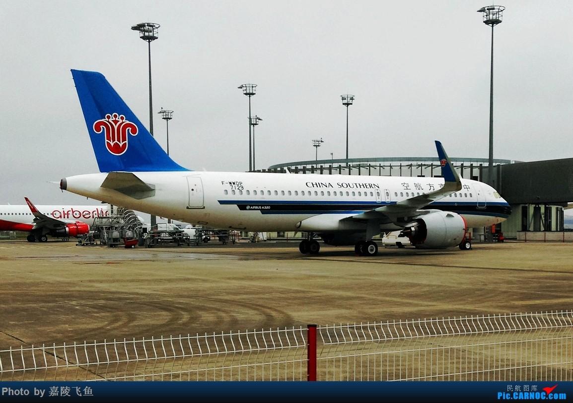 Re:[原创]拍飞机十年了!感谢CARNOC!感谢大家! AIRBUS A320NEO B-8637 法国图卢兹机场