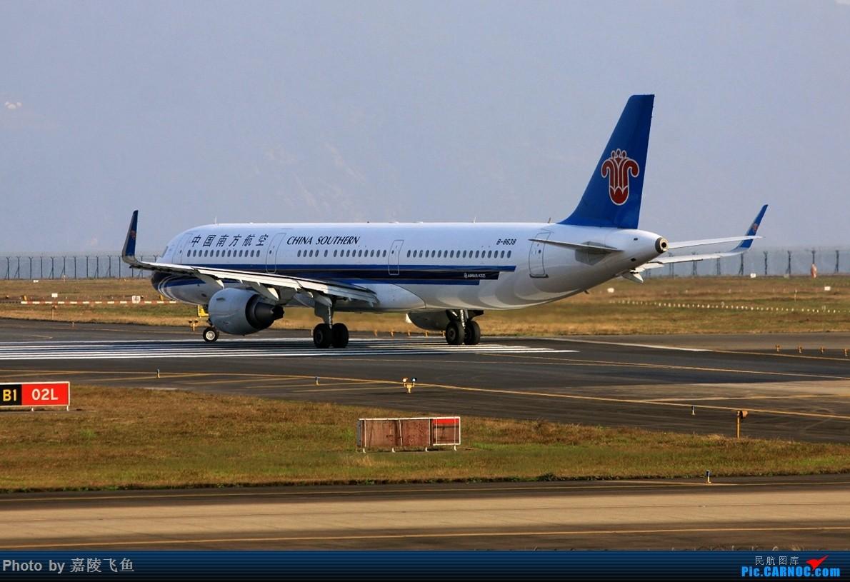 Re:[原创]拍飞机十年了!感谢CARNOC!感谢大家! AIRBUS A321-200 B-8638 中国重庆江北国际机场