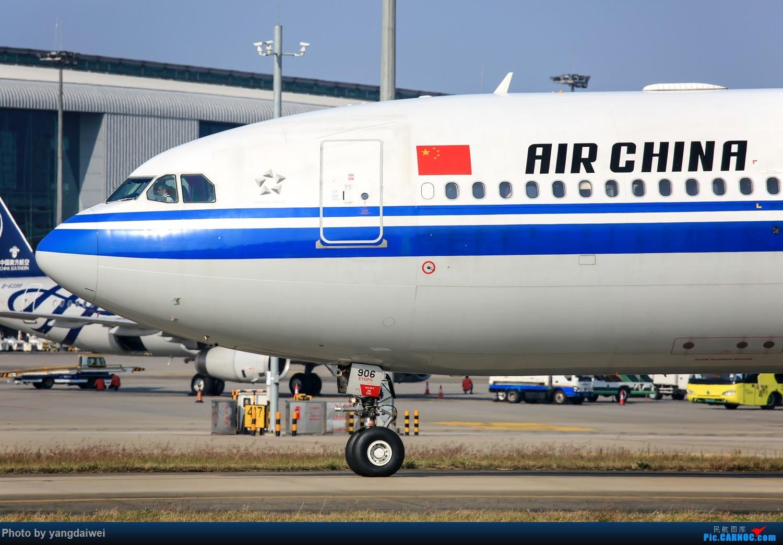 Re:[原创]冒泡 AIRBUS A330-300 B-5906 中国广州白云国际机场